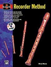 Recorder Method (Basix, 14925 Book And CD)
