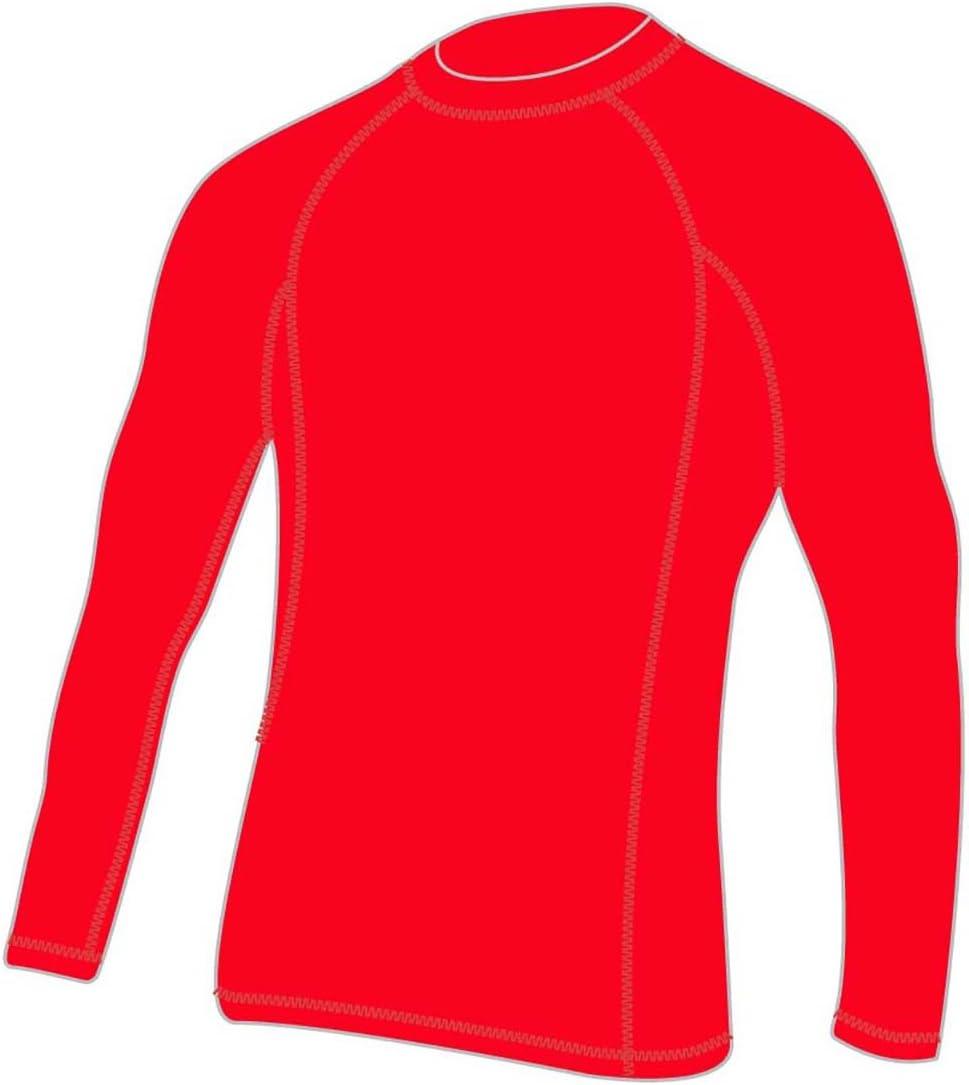 Adoretex Men's Rashguard Long Sleeve Swim Shirt