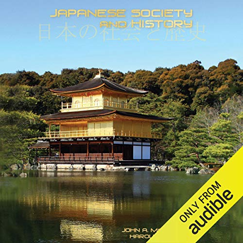 Japanese Society and History cover art
