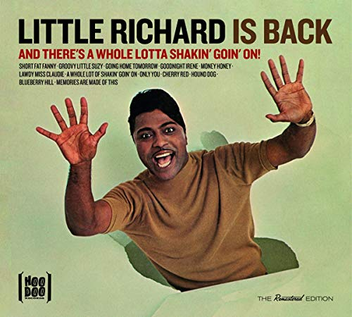 Little Richard is Back+His Greatest Hits [Import]