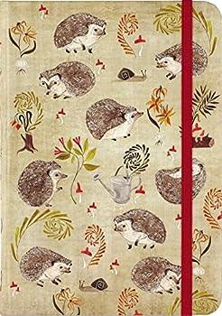 Hedgehogs Journal  Diary Notebook