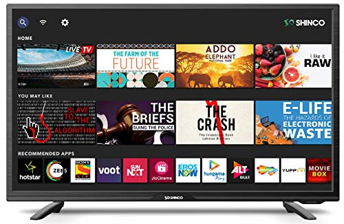 Shinco 80 cm (32 Inches) HD Ready Smart LED TV...