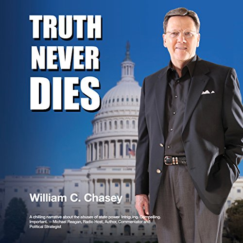 Truth Never Dies audiobook cover art