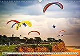 Freiheit und Abenteuer - Paragliding (Wandkalender 2021 DIN A3 quer) - 6