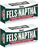 Purex Fels-Naptha Laundry Bar & Stain Remover & Pre-treater, 10 Ounce, Limited edition