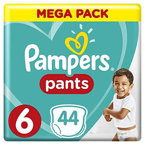 Pampers - Der Schlicker ActivePants 6 Jumbo-Pack Grösse 44 Stück