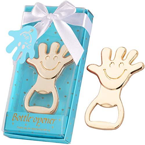 36pcs Baby Shower Handprint Favors