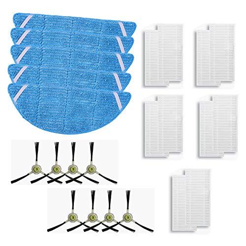 GYing Kit de accesorios para fregona Lefant 8 cepillos later