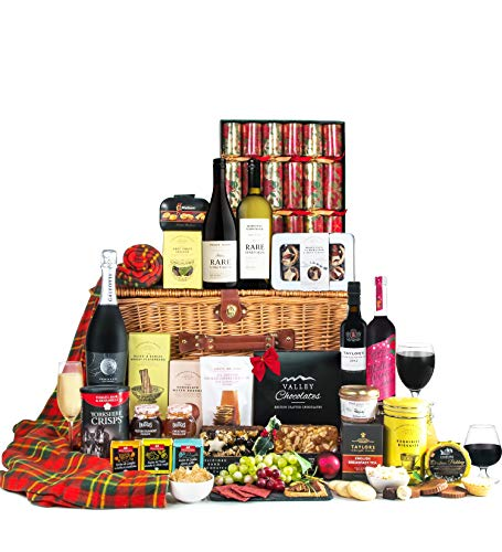 Christmas by The Fire - Christmas Hampers - Christmas Hamper Delivery - Xmas Hampers - Luxury Christmas Hampers - Luxury Hampers - Christmas Food Hampers