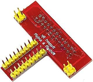 Raspberry Pi 2 Generation B + Raspberry Pi 3 Model Bに対応フル機能のTタイプGpio拡張ボード