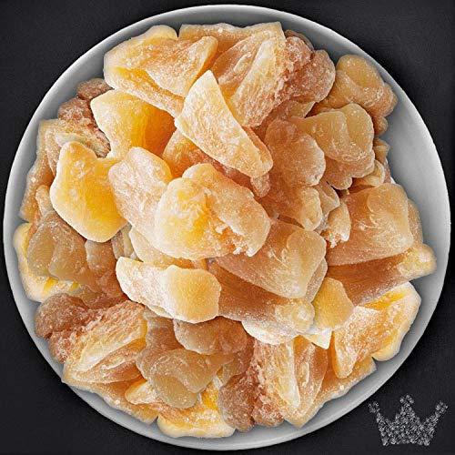 Ingwer Stücke scharf, mit Fruktose, 200 GR - Bremer Gewürzhandel