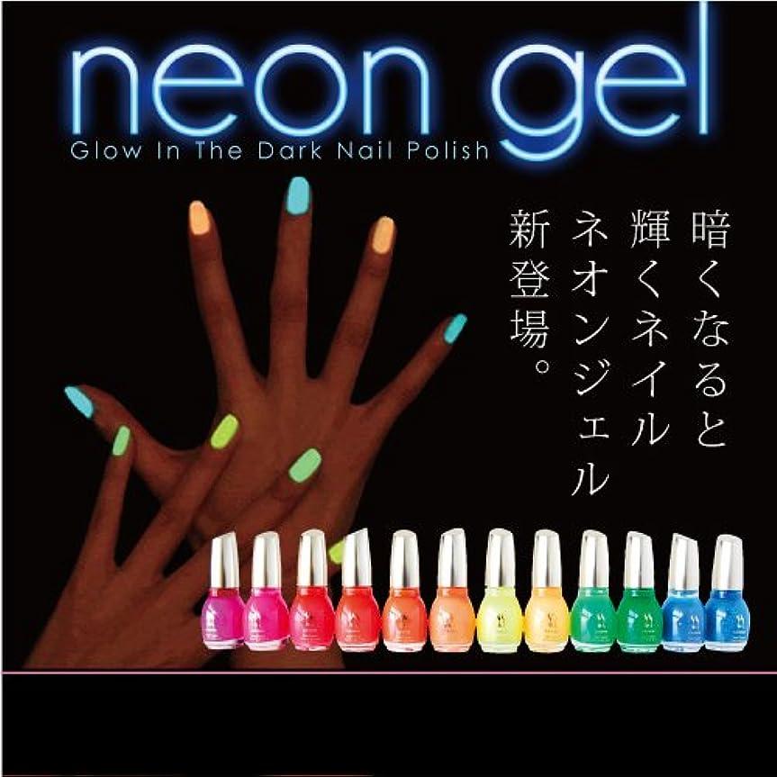 関連付ける迫害するエンドテーブルNeon Gel -Glow In The Dark- 蛍光ネイルポリッシュ 15ml カラー:08 ディープグリーン [マニキュア ネイルカラー ジェルネイルカラー ネイルポリッシュ SHANTI]