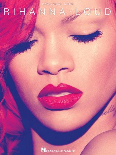 Rihanna - Loud Songbook (PIANO, VOIX, GU) (English Edition)