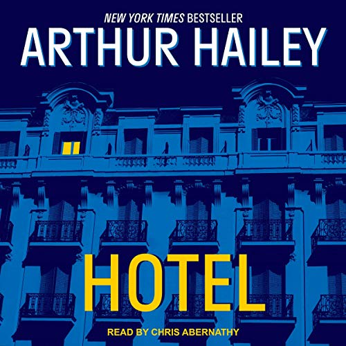 Hotel cover art