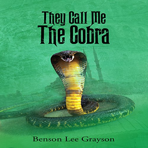 They Call Me the Cobra audiobook cover art