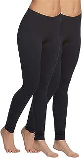 | Velvet Soft Lightweight Leggings | 2 Pack