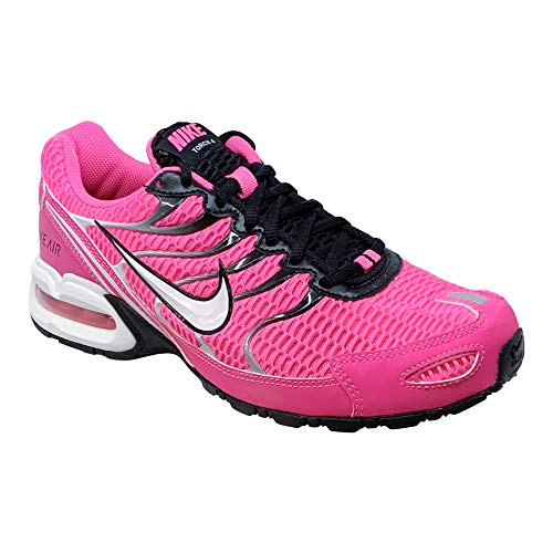 Nike Womens Air Max Torch 4 Running Shoe (8.5, Digital Pink/White/Black)