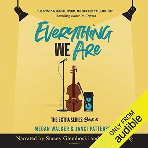 Couverture de Everything We Are