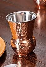 shabd gift store Napa Style Hand Pounded Bottega Copper Tumbler - Single