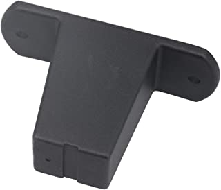 1 Pair Plastic Luggage Bottom Stud Stand 13# Suitcase Feet Pad for Replacement