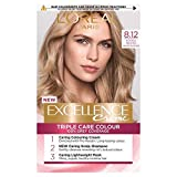 L'oreal Excellence Nat Frosted Beige Blonde 8.12, 260 g