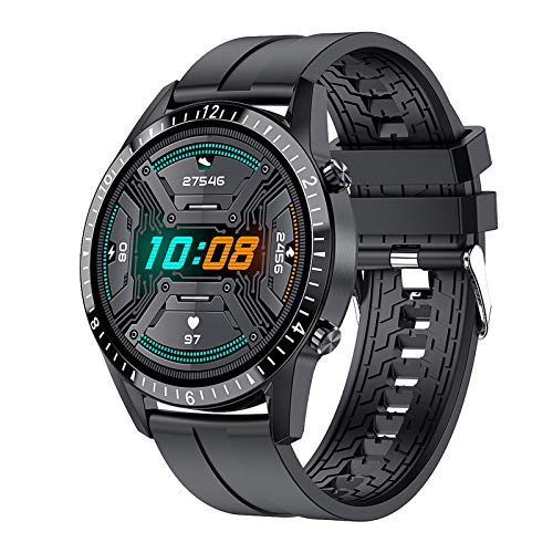 Smart Watch Bluetooth, Activity Fitness Trackers IP67 Waterproof, Smartwatch with Heart Rate Blood Pressure Blood Oxygen Monitor Call Answer for Women Men iOS Android Phones