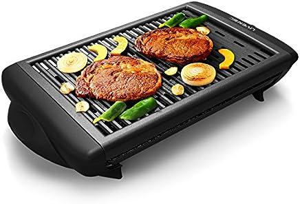 Liven 利仁 KL-J4500 电烤炉(优质无烟不粘涂层,大烤盘,健康环保可调温)