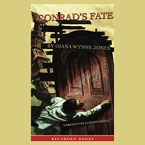 Conrad's Fate audiobook cover art