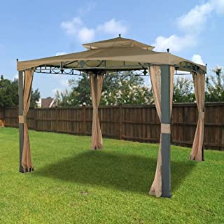home depot melbourne gazebo replacement canopy