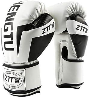 e40fb20fd618b3 FL Bygo 8/10/12 OZ Professional Enfants Adulte Gants De Boxe MMA Taekwondo