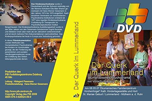 Der Querk im Lummerland: Humanistisches Psychodrama mit Vorschulkindern