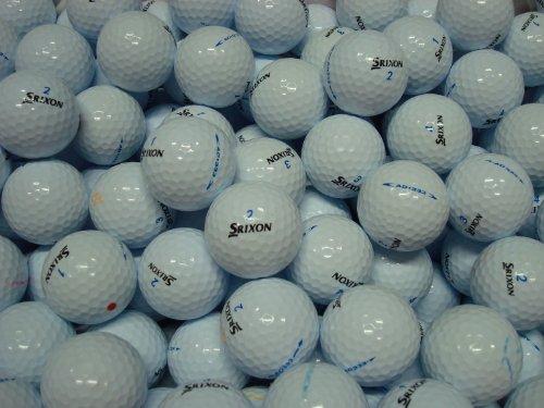 50Srixon AD333Golfbälle (Balles De Golf, Golfbälle) von Golf verwendet Cat. pearl-aaa
