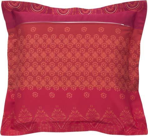 Bassetti Kissen GIUDECCA Farbe Rot R1 Größe 65x65cm