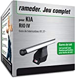 Rameder Pack Barres de Toit Tema pour KIA Rio IV (118819-37619-1-FR)