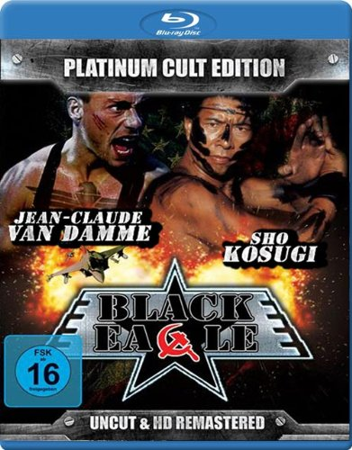 Black Eagle - Uncut & HD-Remastered (Platinum Cult Edition) [Blu-ray]