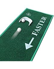 Masters Golf - Dual Speed Putting Mat