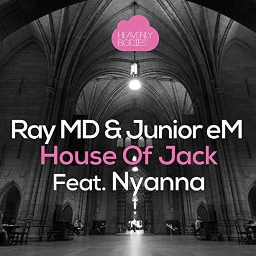 Ray MD & Junior eM feat. Nyanna
