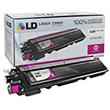 LD Compatible Toner Cartridge Replacement for Brother TN210M (Magenta)
