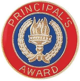 Pack of 50 登場大人気アイテム Principal's Award Lapel Pins 信託