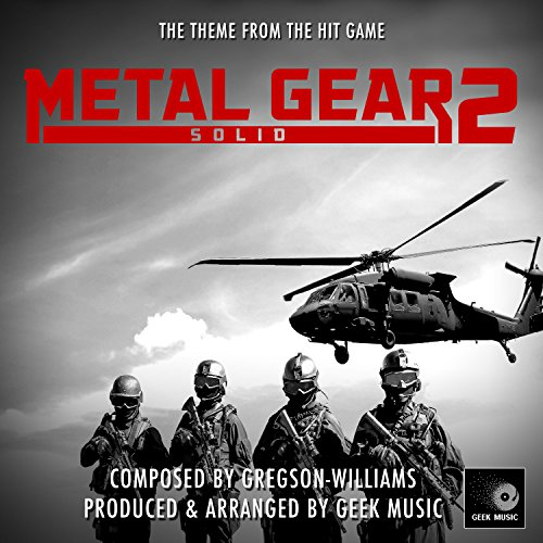 Metal Gear Solid 2 - Main Theme