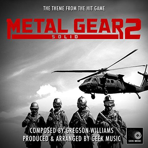 Metal Gear Solid 2 - Main Theme