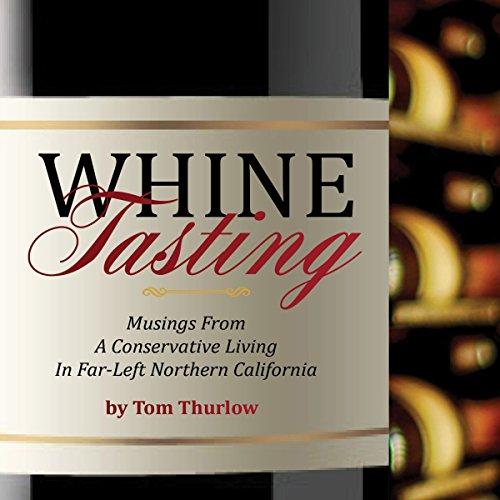 Whine Tasting audiobook cover art