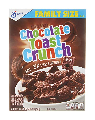 Cinnamon Toast Crunch Chocolate Breakfast Cereal - 20.4oz (578 g)