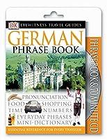 Eyewitness Travel Guides: German Phrase Book & CD (Eyewitness Travel Guide Phrase Books)