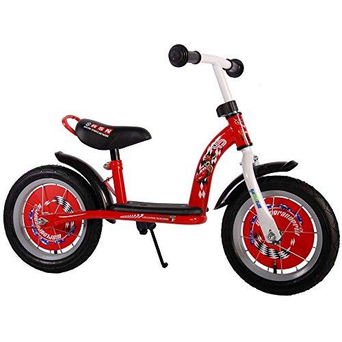 GUIZMAX Draisienne Disney Cars 12 Pouces vélo Flash Enfant