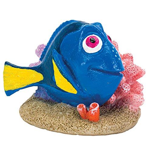 Penn Plax 9374 Findet Dorie - Dory Mit Koralle, Mini
