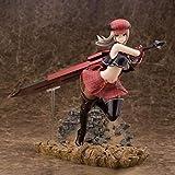CJYVV 20CM Action Figure Alphamax Anime God Eater Alisa Ilynichna Omela Japanese Anime Character Model Collectible Doll Gift