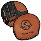 Champro Infielder Training Glove (Black/Tan)...