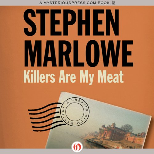 Couverture de Killers Are My Meat