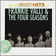 Frankie Valli & The Four Seasons: 20 Greatest Hits Live by The Four Seasons (1990-05-03)